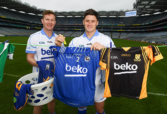 Leinster GAA launches 2018 Beko Club Bua Awards