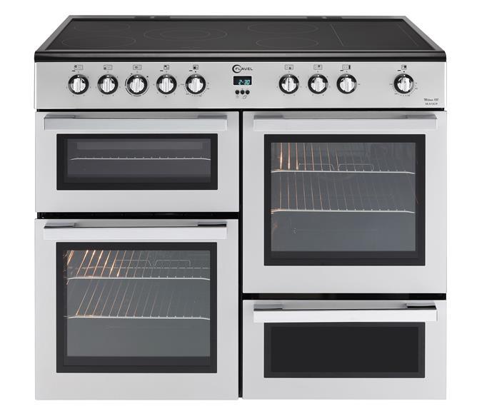 Superior Freestanding Range Cookers Uk Part - 8: Double Oven Electric Range Cooker
